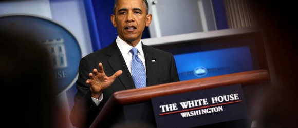Obama's Plays Politics After the Death of Trayvon Martin