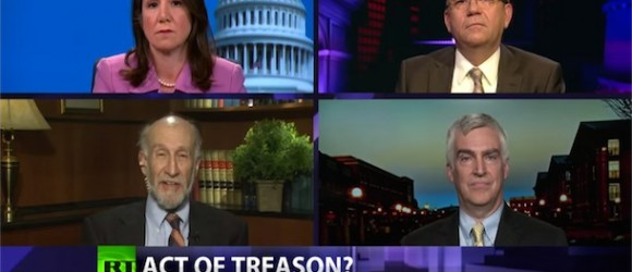 CrossTalk: GOP's Letter to Iran an Act of Treason?