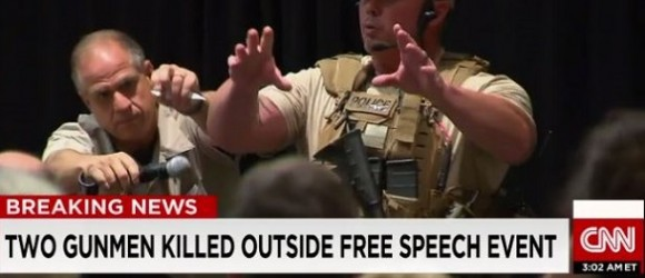 Hebdo Redux in Garland, Texas? 'Mohammed Cartoon' Shooting Reeks of a Staged False Flag