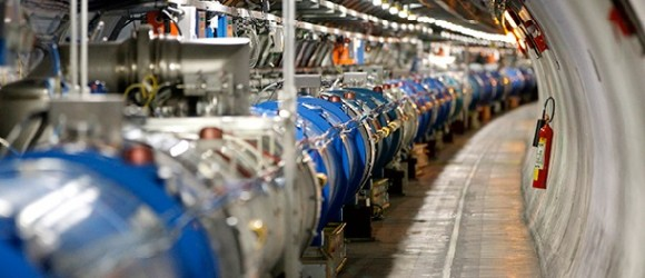 CERN REBOOT: 'Revamped' Large Hadron Collider Smashes Its First Particles