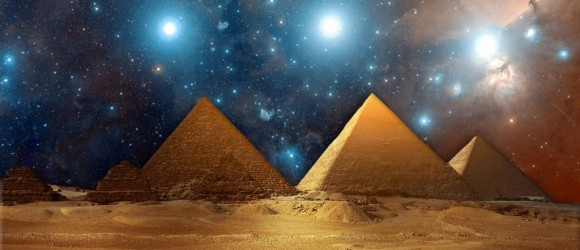 Robert Bauval: The Giza Pyramids and The Belt of Orion