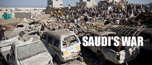 Why Is Western Media So Slow To Cover Saudi Arabia's Slaughter in Yemen?