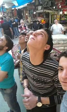 aleppo looking for planes