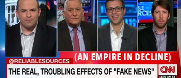 Fake News: The Unravelling of US Empire From Within