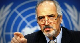 Syria's UN Rep. Jaafari Puts Saudi Arabia in Its Place