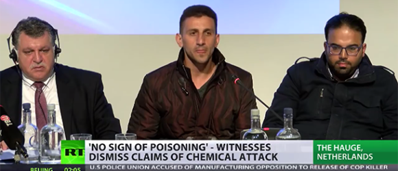 'No Attack, No Victims, No Chemical Weapons': Douma Witnesses Testify to OPCW in The Hague