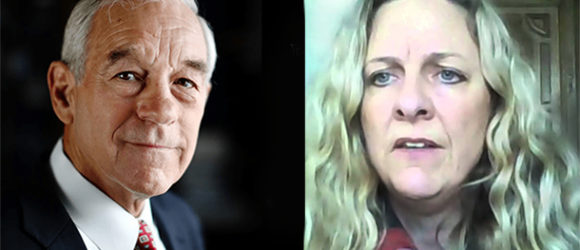 Ron Paul's Liberty Report Talks with Vanessa Beeley in Damascus