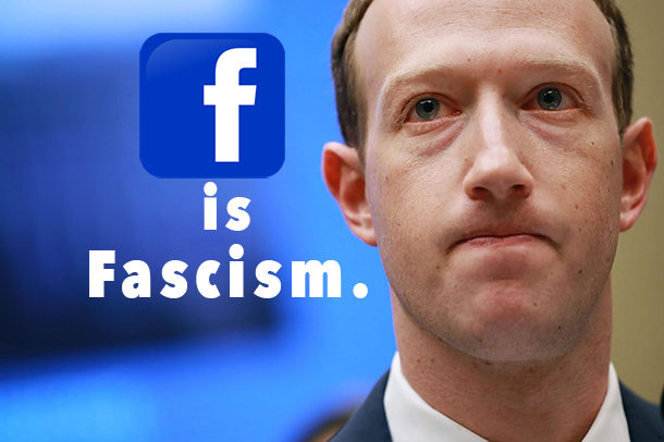 Fascistbook Bans All Content on Vaccine Awareness, Including Facts About Vaccine Ingredients, Vaccine Injury and Vaccine Industry Collusion