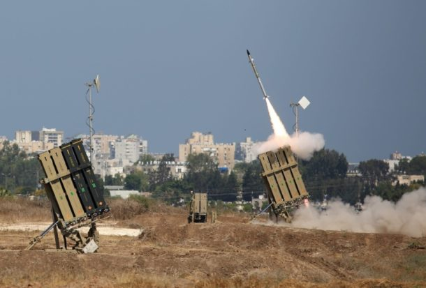The Iron Dome: What You Need to Know About Israel's ABM System