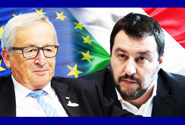 Italy Avoids EU Sanctions, But Will Austerity Attract the Yellow Vests?