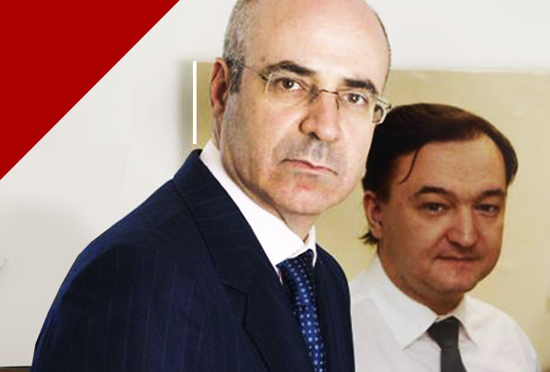 Darling of the Commons, Bill Browder, Helps Frame Britain's Faux Human Rights Agenda