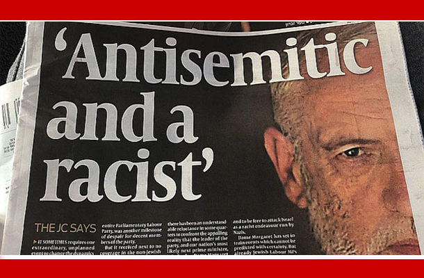 The Pledge: Labour's Contrived 'anti-Semitism Crisis' Outlives Corbyn