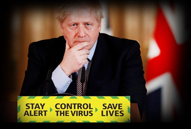 Project Fear Flop: Easing Lockdown Did NOT Lead to rise in COVID Infections in England