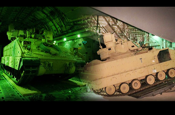 US to Deploy Bradley Fighting Vehicles Into Syria